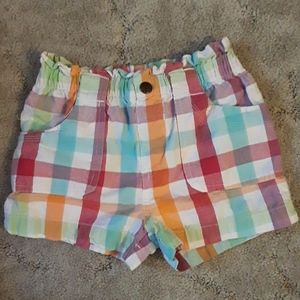 Wonderkids colorful shorts